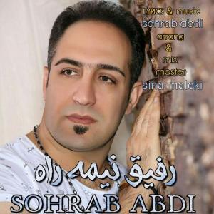 Sohrab Abdi – Refighe Nime Rah