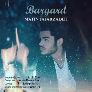 Matin Jafarzadeh – Bargard