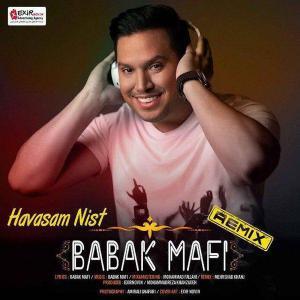 Babak Mafi – Havasam Nist (Remix)