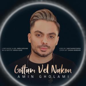 Amin Gholami – Goftam Vel Nakon