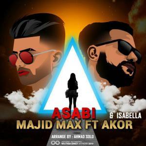 Majid Max – Asabi (Ft Ft Akor)