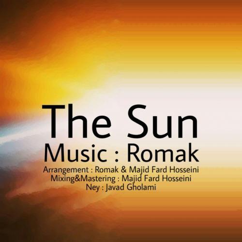 دانلود آهنگ روماک خورشید