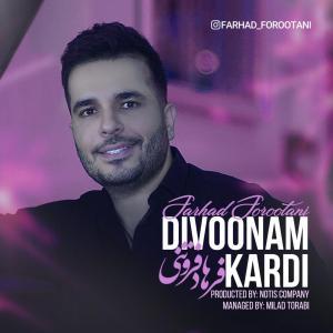 Farhad Forootani – Divoonam Kardi