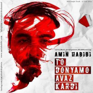 Amin Habibi – To Donyamo Avaz Kardi