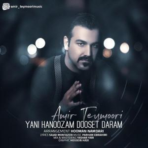 Amir Teymoori – Yani Hanoozam Dooset Daram