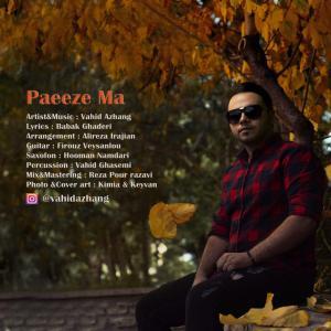 Vahid Azhang – Paeeze Ma