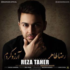 Reza Taher – Arezoo Kardam