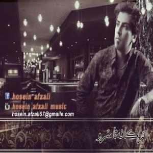 Hosein Afzali In Roza