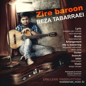 Reza Tabarraei Taghdir