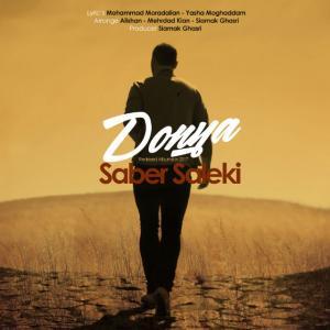 Saber Saleki Begoo Chi Shod