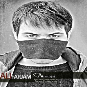 Ali Farjam Nasle Man