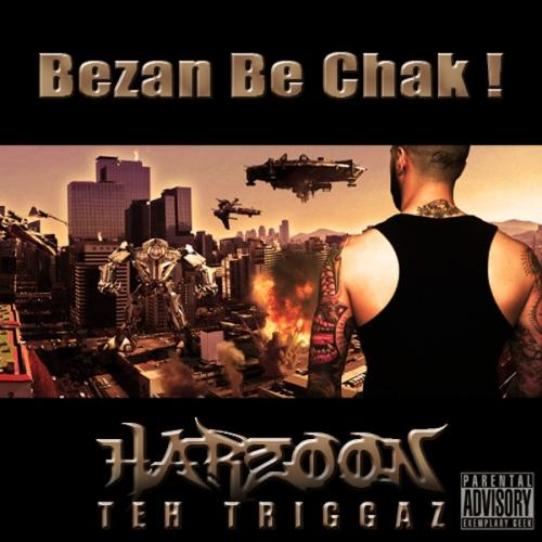 دانلود آهنگ Harzoon Teh Teriggaz  می خوام تنها باشم