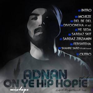 Adnan Sarbaze zirzamin
