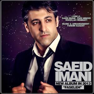 Saeid Imani Kawir