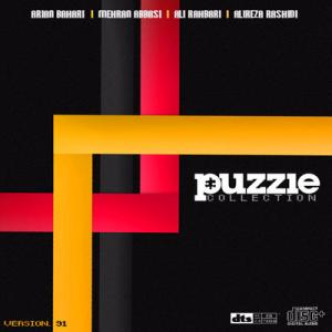 Puzzle Band Ali Rahbari – Boridam
