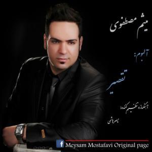 Meysam Mostafavi Taghsir