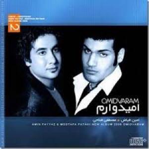 Amin Fayyaz and Mostafa Fattahi delbare man