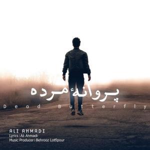 Ali Ahmadi Parvaneye Morde