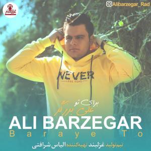 Ali Barzegar – Baraye To