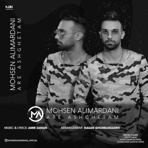 Mohsen Alimardani – Are Ashghetam