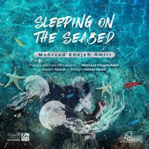 Mehrzad Khajeh Amiri Sleeping On The Seabed