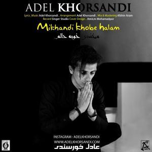Adel Khorsandi Mikhandi Khobe Halam