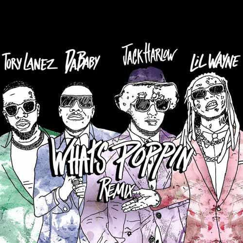 دانلود آهنگ DaBaby WHATS POPPIN (Remix)