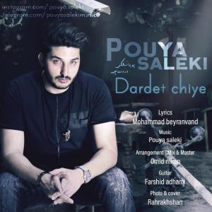 Pouya Saleki Dardet Chiye