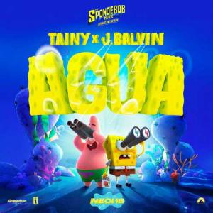 دانلود آهنگ J Balvin Agua (Music From