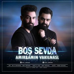Amir Vakilnasl Bosh Sevda