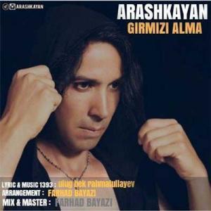 Arash Kayan Girmizi Alma