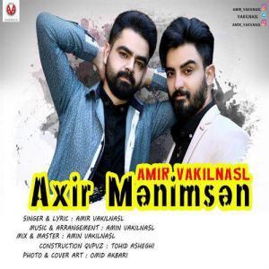 Amir Vakilnasl Axir Manimsan