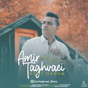 Amir Taghvaei Adat Daram