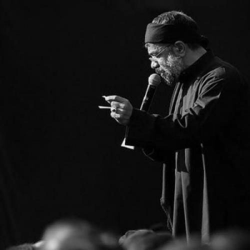 دانلود نوحه محمود کریمی نوری تو عالم نبود