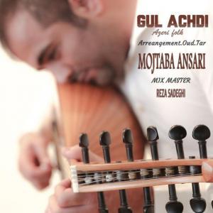 دانلود آهنگ مجتبی انصاری Gul Achdi