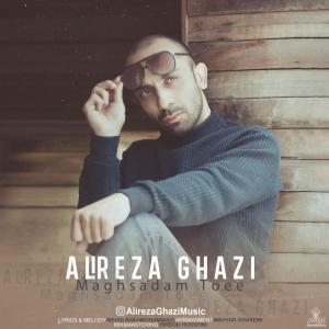 Alireza Ghazi Maghsadam Toee