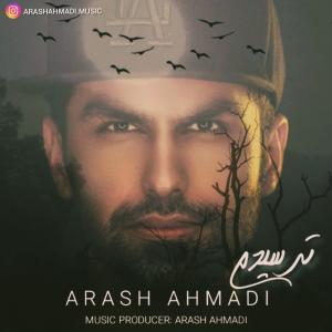 Arash Ahmadi Tarsidam