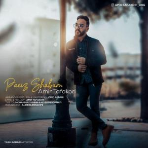 Amir Tafakori Paeiz Shabam