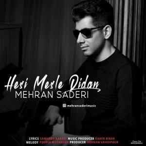 Mehran Saderi Hesi Mesle Didan