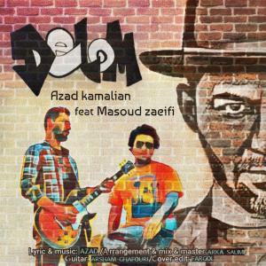 Azad Kamalian & Masoud Zaeifi Delom