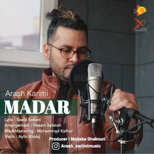Arash Karimi Madar