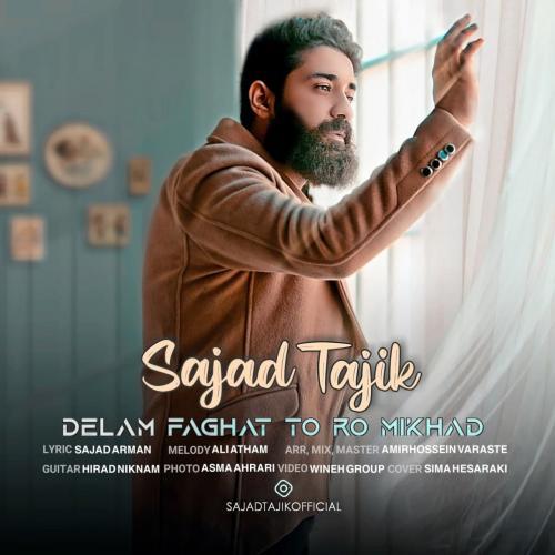 دانلود موزیک ویدیو سجاد تاجیک دلم فقط تو رو میخواد