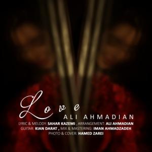Ali Ahmadian Love
