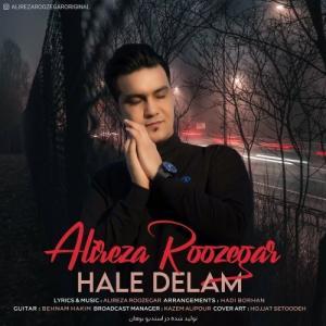 Alireza Roozegar Hale Delam
