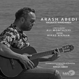 Arash Abedi Hasrate Mardaneh