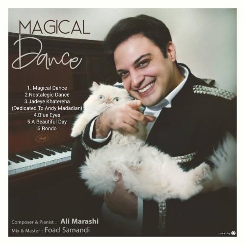 Ali Marashi Magical Dance