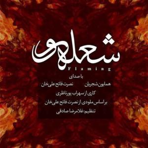 Homayoun Shajarian & Nosrat Fathali Khan Flaming