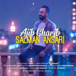 Salman Ansari Ajib Gharib