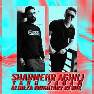 Alireza Mokhtary Yakh Zadam (Remix)