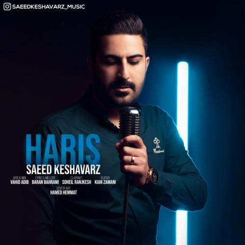 Saeed Keshavarz Haris